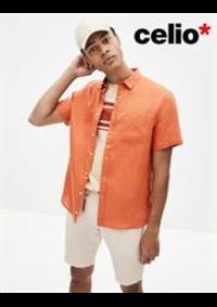 Prospectus celio EVRY : Chemises Homme