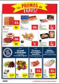 Prospectus Carrefour Market BLANKENBERGE : folder Carrefour Market