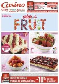Prospectus Géant Casino EPINAL : Salon du fruit