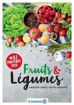 Prospectus E.Leclerc : Fruits et Légumes