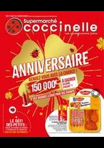 Jeux concours Coccinelle : Catalogue Coccinelle
