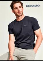 Catalogues et collections Façonnable : Collection T-Shirts