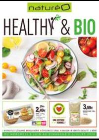 Journaux et magazines NaturéO LIVRY-GARGAN : Healthy & bio