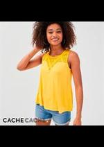 Catalogues et collections Cache Cache : Collection T-Shirts