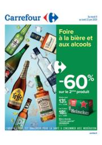 Promos et remises Carrefour LA VALETTE DU VAR : Foire à la bière et aux alcools !