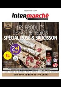 Prospectus Intermarché Super Issoire : SPÉCIAL ROSÉ & SAUCISSON