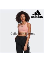 Catalogues et collections Adidas : Collection Femme