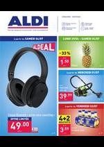 Promos et remises Aldi : Folder Aldi