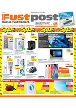 Promos et remises Fust : Fust Post