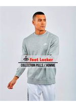 Catalogues et collections Foot Locker : Collection Pulls  Homme