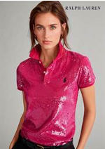 Prospectus RALPH LAUREN : Collection Polos / Femme