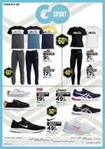 Promos et remises Go Sport : Catalogue GO Sport