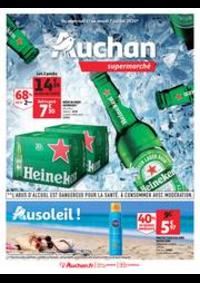 Prospectus Auchan ISSY LES MOULINEAUX : Au soleil !