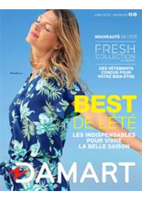 Prospectus Damart Namur : Saison douce