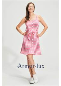 Prospectus Armor Lux PARIS : Collection Robes