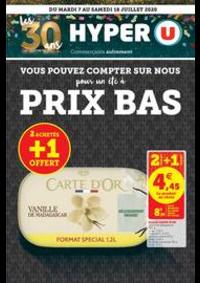 Prospectus Hyper U Neuilly Sur Marne : Catalogue Hyper U