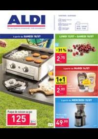 Prospectus Aldi FOSSES-LA-VILLE : Folder Aldi