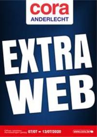 Prospectus Cora ANDERLECHT : Extra web