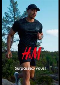Prospectus H&M La Défense : Surpassez-vous