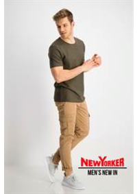 Catalogues et collections NewYorker Le Havre : Men's New In