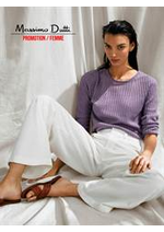 Catalogues et collections Massimo Dutti : Promotion  Femme
