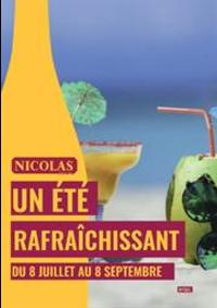 Prospectus NICOLAS BATIGNOLLES : Un été rafraîchissant