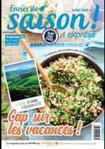 Journaux et magazines Carrefour Express : Express Hebdo S20