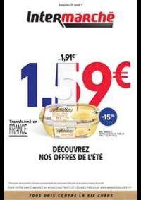 Prospectus Intermarché Super Rugles : DÉCOUVREZ NOS OFFRES DE L'ÉTÉ