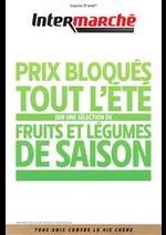 Prospectus Intermarché Super : FRUITS ET LÉGUMES DE SAISON