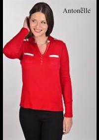 Prospectus Antonelle NANTES : T-Shirt & Polos Femme