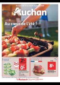 Prospectus Auchan TOULOUSE : Au coeur de l'été !