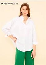 Prospectus La Fée Maraboutée : Chemises & Blouses Femme