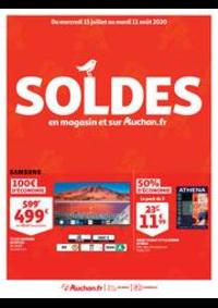 Promos et remises Auchan PUTEAUX : SOLDES : en magasin et sur Auchan.fr