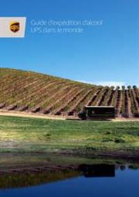 Prospectus UPS Access Point Bagnolet : Guide d'expédition d'alcool UPS dans le monde