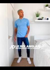 Prospectus JD Sports Thiais Belle Epine : Collection Polos / Homme