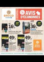 Promos et remises  : AVIS D'ÉCONOMIES