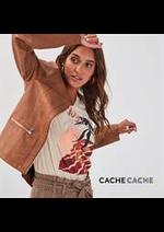 Catalogues et collections Cache Cache : Collection Vestes