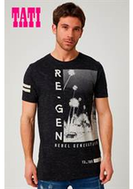 Catalogues et collections Tati : Collection Polos & T-Shirts  Homme