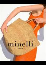 Prospectus Minelli : Nouveautés Femme