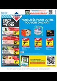 Promos et remises Leader Price Saint-Cloud : Mobilisés pour votre pouvoir d'achat !