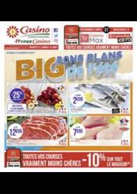 Bons Plans Supermarchés Casino Clichy - Rue Martre : Big bons plans de l'été
