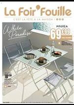 Prospectus La Foir'Fouille : White Paradise