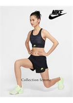 Catalogues et collections Nike : Collection femme