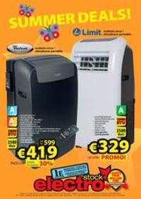 Prospectus Electro Stock Molenbeel : Electrostock promo