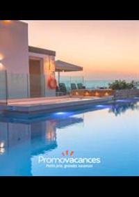 Prospectus Promovacances VILLENEUVE LA GARENNE : Offres Promovacances