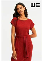Catalogues et collections WE Fashion : Robe Femme