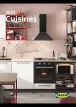 Prospectus  : Cuisines 2021
