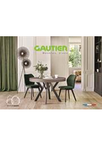 Prospectus Gautier : Catalogue Gautier Home