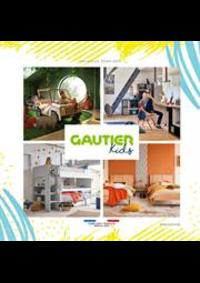 Prospectus Gautier : Catalogue Gautier Kids