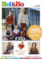 Prospectus Bel&Bo : Nouvelle collection Enfants